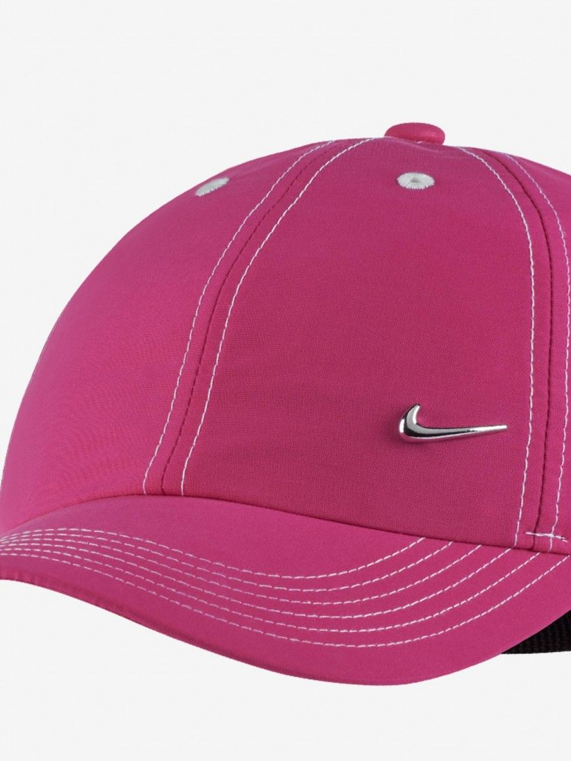 half off 98527 fe6b5 Nike Metal Swoosh Youth Cap