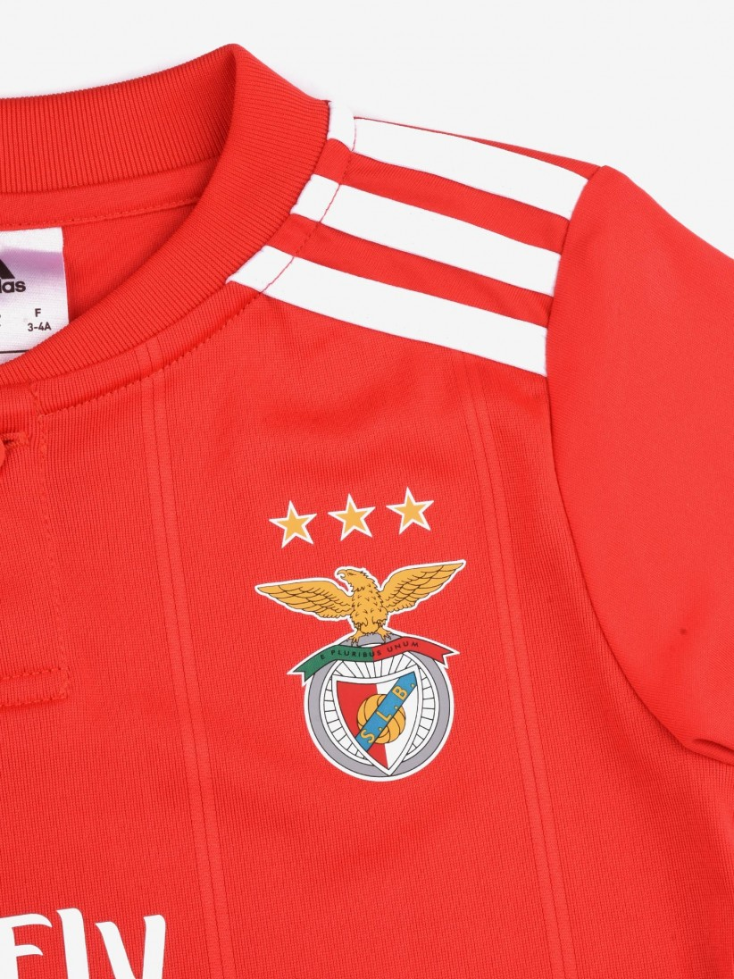 the latest cc982 e3e54 Adidas S.L. Benfica 2018/2019 Kit