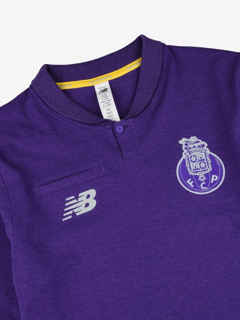 official photos d36d5 85577 New Balance F.C. Porto 2018/2019 Polo