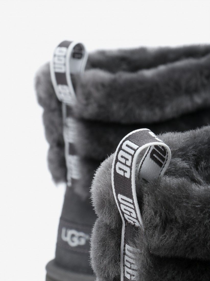 Botas Ugg Fluff Mini Quilted