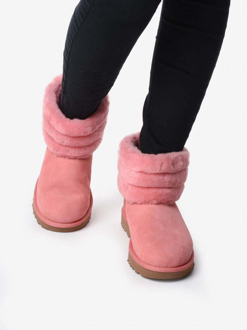 bb9d9e4178c Ugg Fluff Mini Quilted Boots