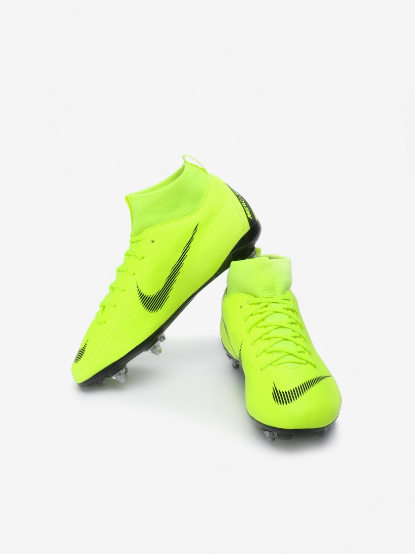 official photos 6c838 20515 Nike Mercurial Superfly VI Academy SG-Pro Boots