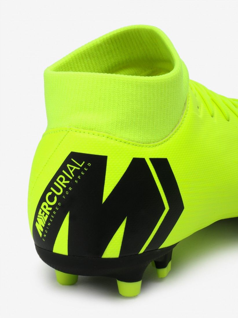 free shipping 48037 491d5 Nike Mercurial Superfly VI Academy MG Boots