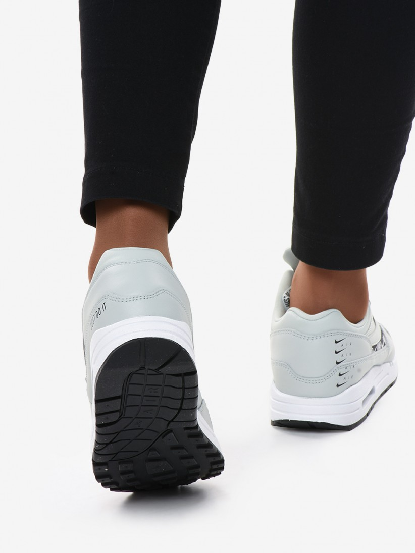 new products 762fe 6640f Nike Air Max 1 SE Overbranded Shoes