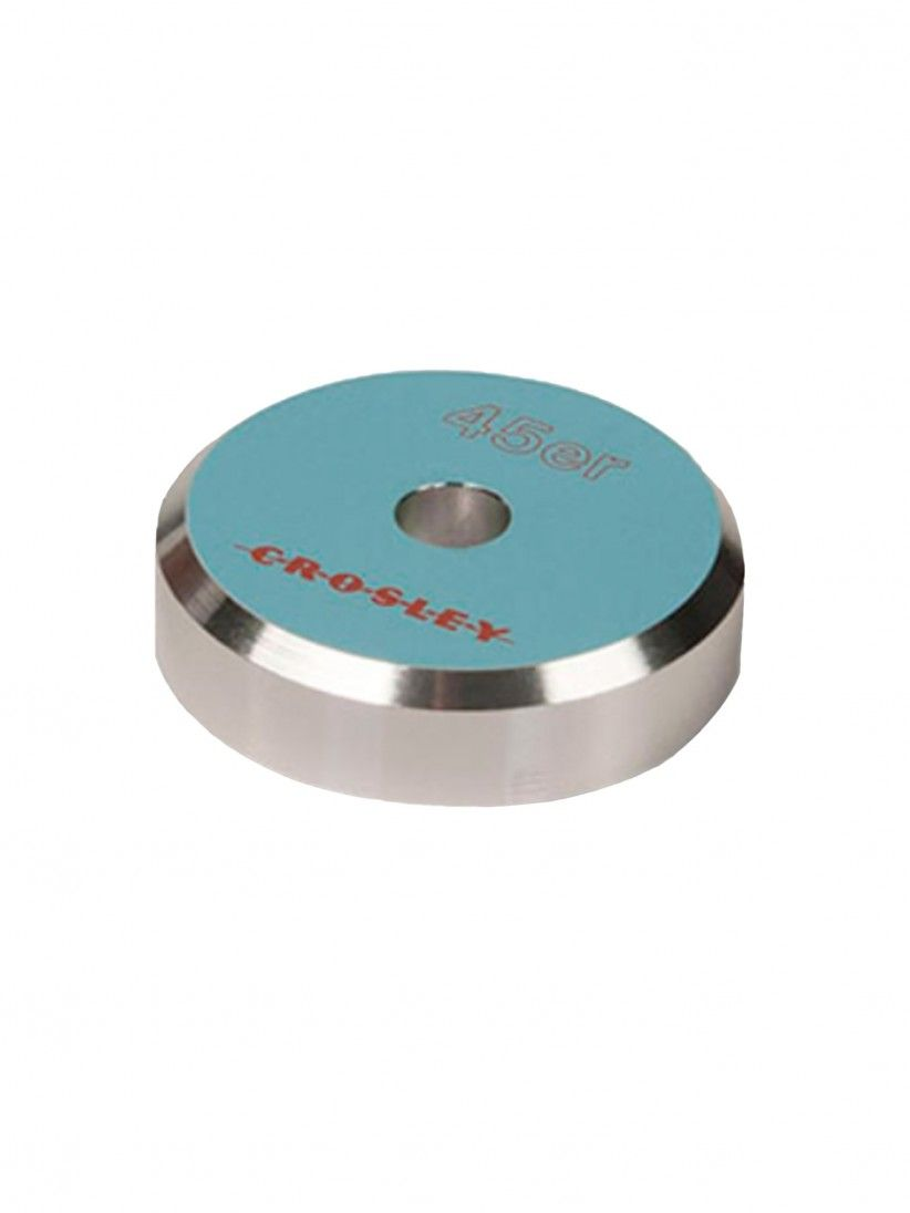 Crosley Aluminium 45 RPM Adapter