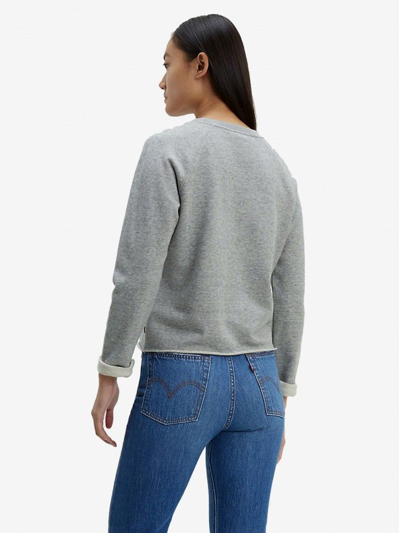 Levis Graphic Gym Sweater