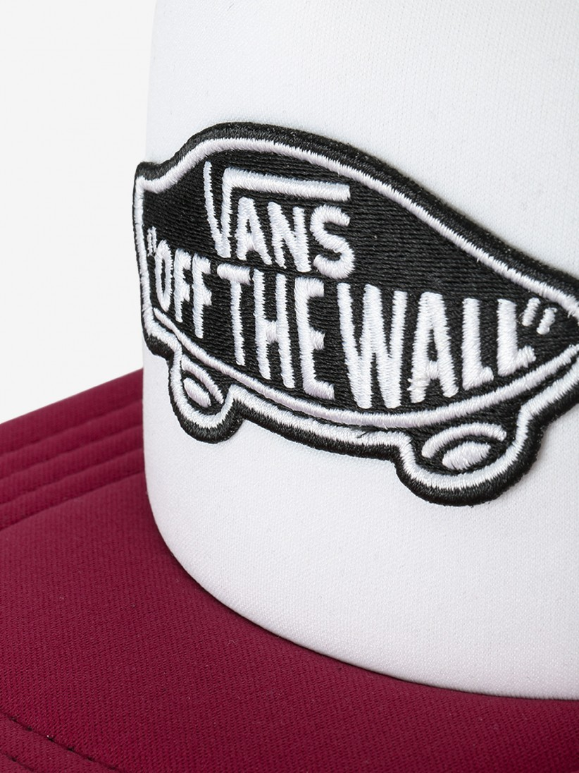 Boné Vans Classic Patch Trucker
