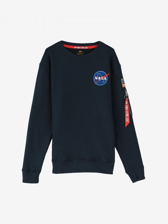 Camisola Alpha Space Shuttle