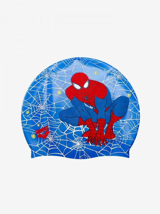 Touca Arena Silicone Disney Spider Man Jr.