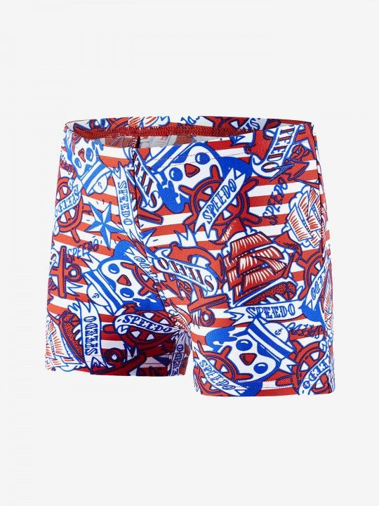 Speedo Space Traveller Essential Swimming Shorts