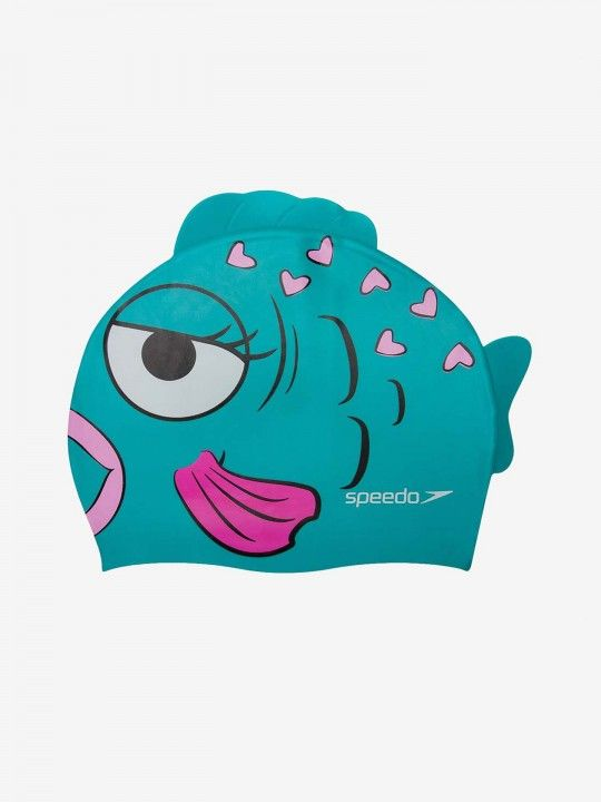 Speedo Seasquad Character Swimming Cap