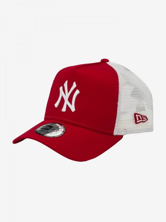 Gorra New Era Clean Trucker N.Y. Yankees