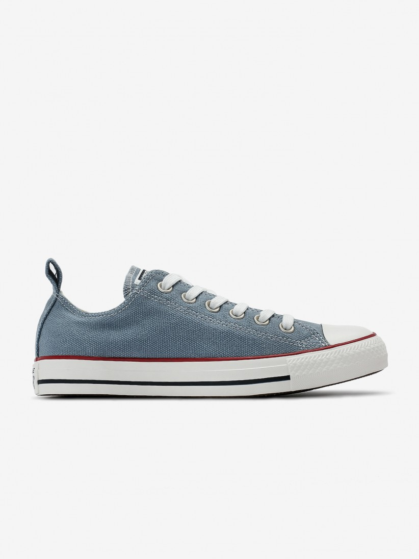 9d166a4fa04 Sapatilhas Converse Chuck Taylor All Star Stripes Low Top