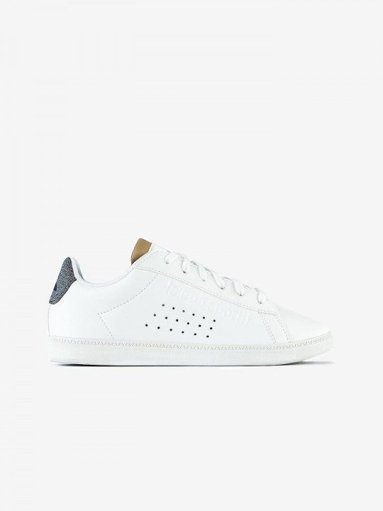 Le Coq Sportif Courtset GS Craft Trainers