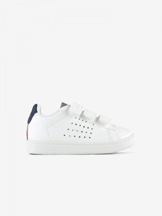 Le Coq Sportif Courtset Inf Denim Sneakers