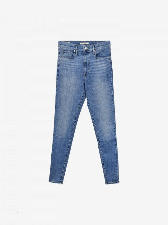 Calças Levis Mile High Super Skinny