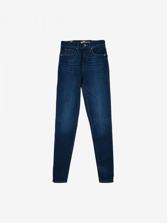 Levis Mile High Super Skinny Pants