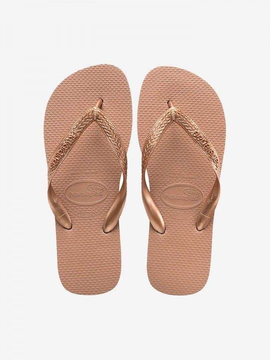 Havaianas Top Metallic Slides