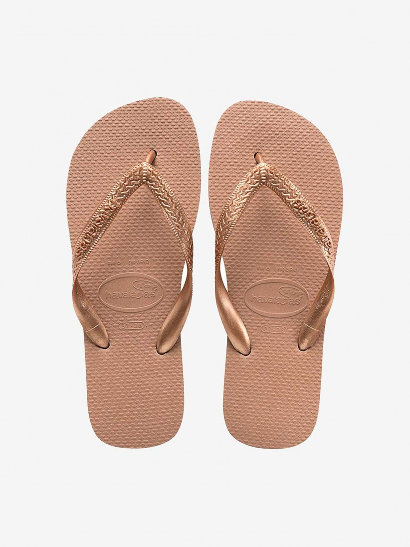 Chinelos Havaianas Top Metallic