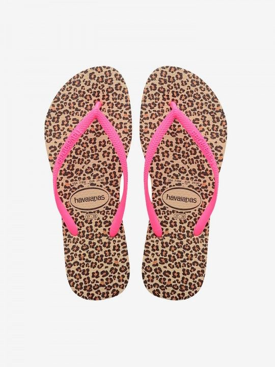 Chinelos Havaianas Slim Animals