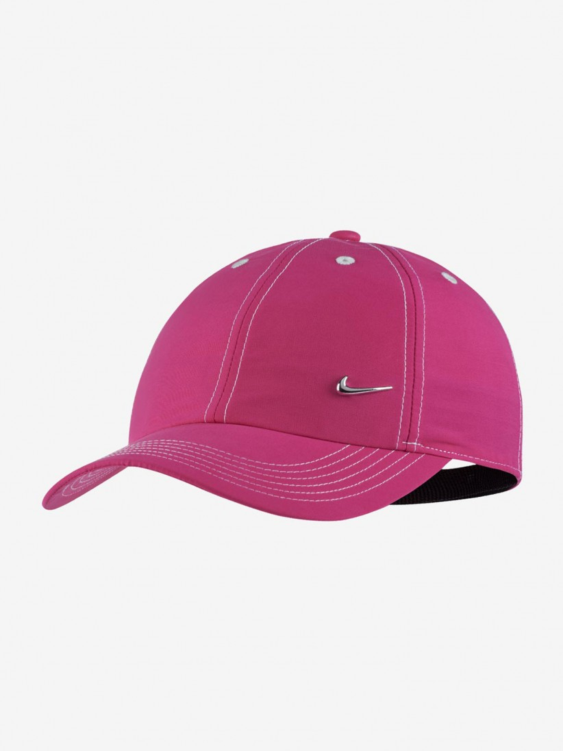 premium selection 88f64 acea6 Nike Metal Swoosh Youth Cap   Bazar Desportivo