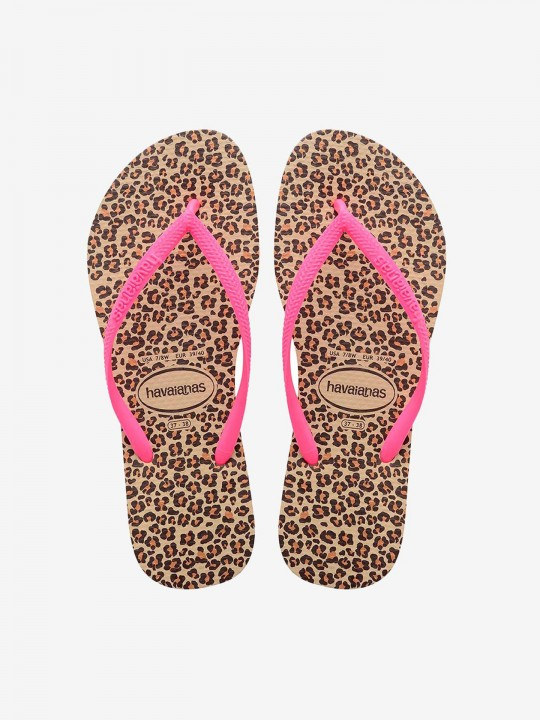 Havaianas Slim Animals Slides