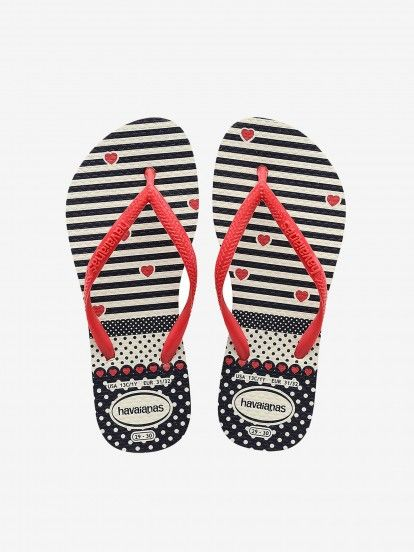 Havaianas Slim Fashion Slides
