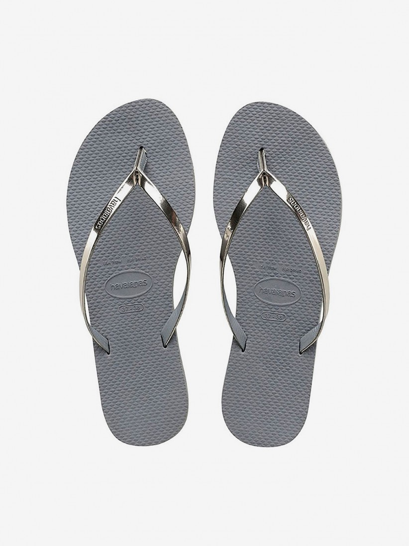 Chanclas Havaianas You Metallic