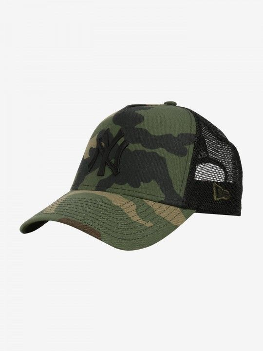 New Era Camo New York Yankees Cap