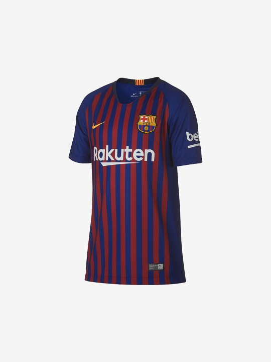 Nike 2018/19 FC Barcelona Stadium Home Shirt