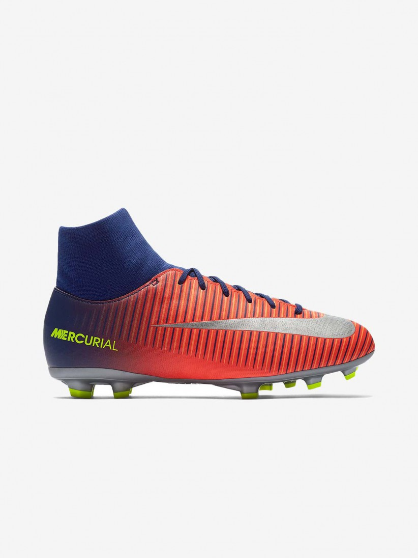 official photos bc0cf 1df38 Nike Mercurial Victory VI DF FG Boots   Bazar Desportivo