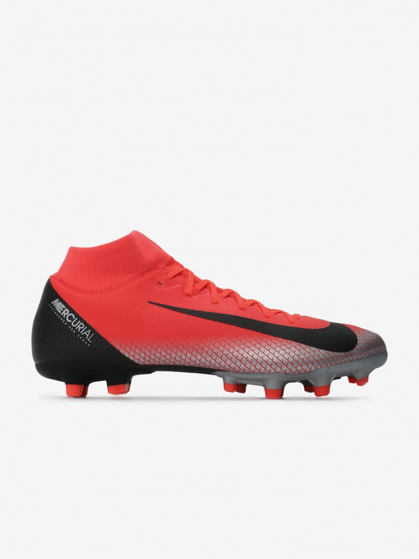 6f84d19d5 Nike Mercurial Superfly VI Academy CR7 MG Boots