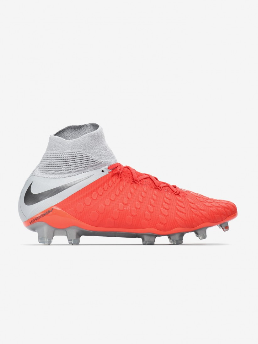 check out dae35 6ed3e Nike Hypervenom III Elite Dynamic Fit FG Boots