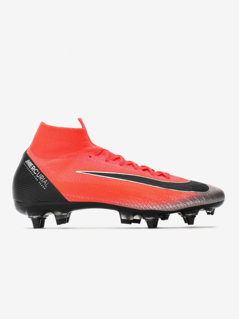 reputable site d9c9f fbe13 Nike Mercurial CR7 Superfly 6 Elite Anti-Clog SG-PRO Boots