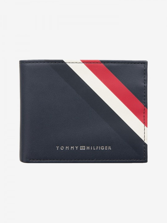 Carteira Tommy Hilfiger Bold Corporate