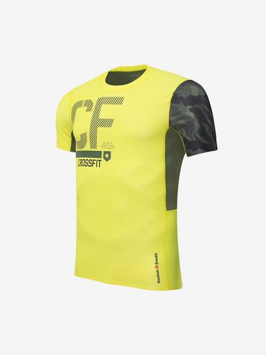 T-Shirt Reebok Compression Crossfit