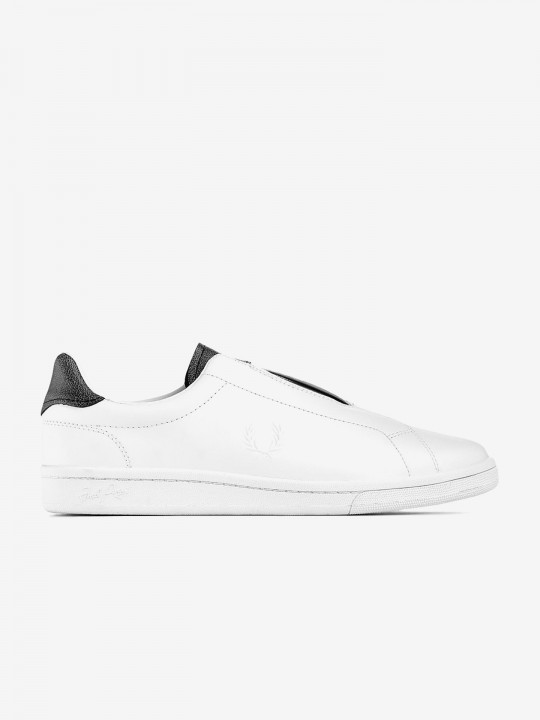 Fred Perry Premium Leather Sneakers