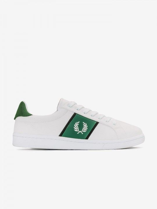 Sapatilhas Fred Perry Tricot