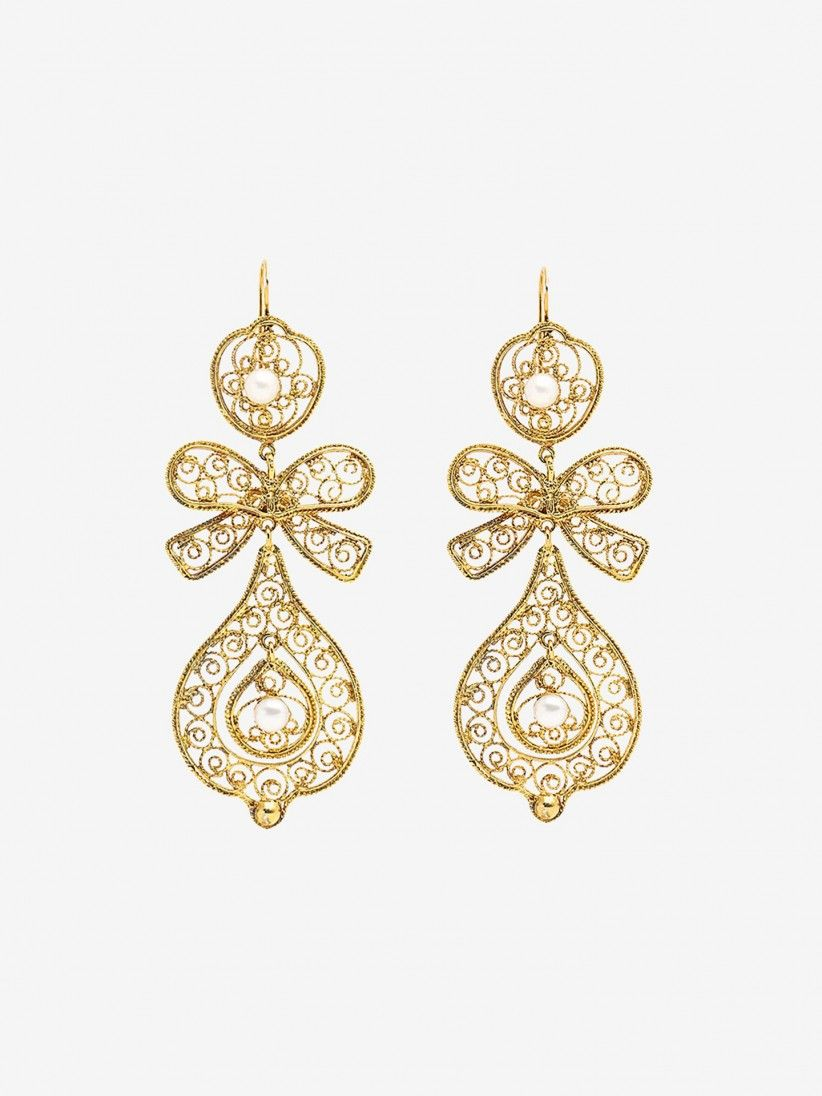 Bon Genie Filigrana Earrings