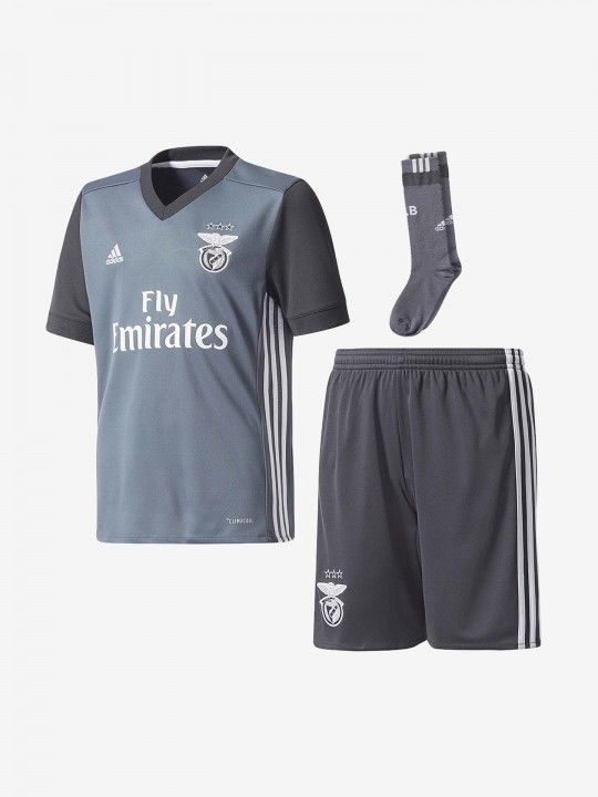 S.L. Benfica Mini Kit Alternativo Ep 17/18
