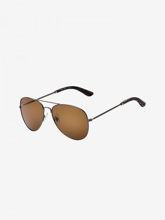 Pixis California Wood Sunglasses