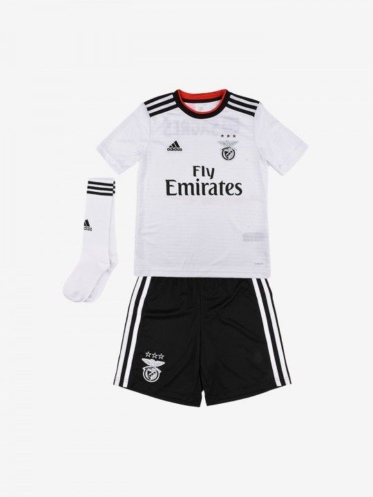 Adidas S.L. Benfica 2018/2019 Kit