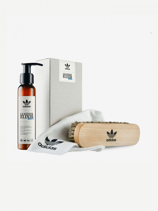 Kit de Limpeza Adidas Leather Elixir