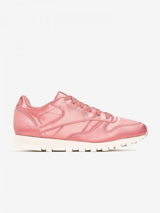 Reebok Classic Leather Satin Shoes