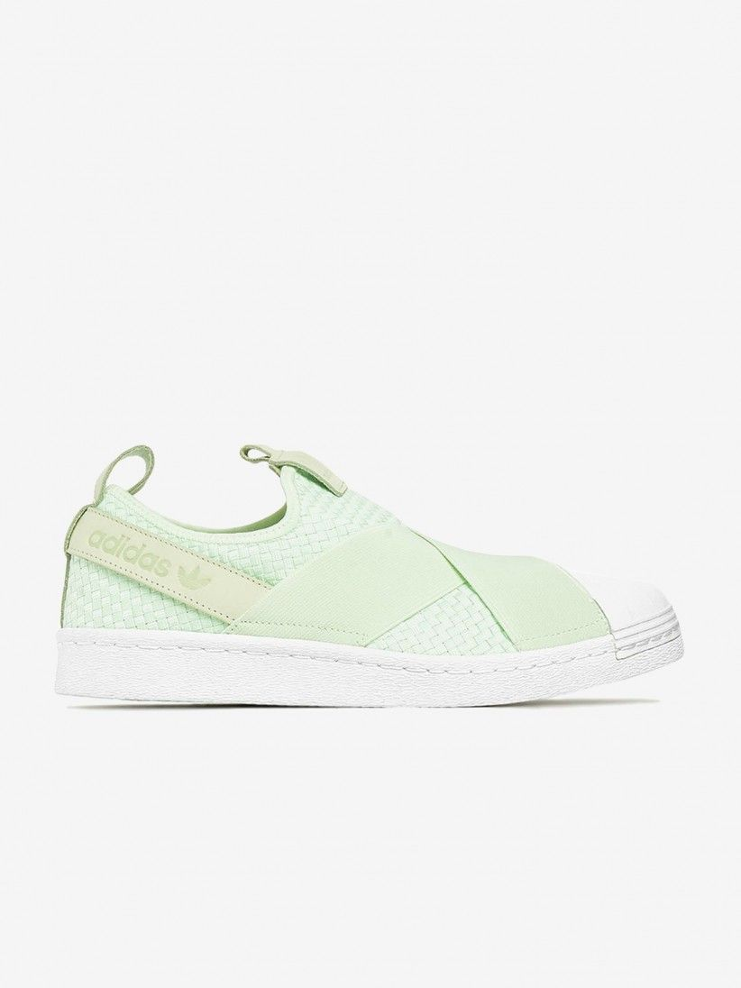 low priced b235e b6e22 Adidas Superstar Slip-On Shoes