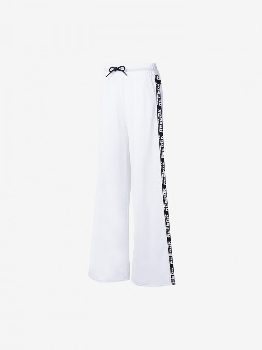 Calças Reebok WOR Meet You There Knit Wide Leg
