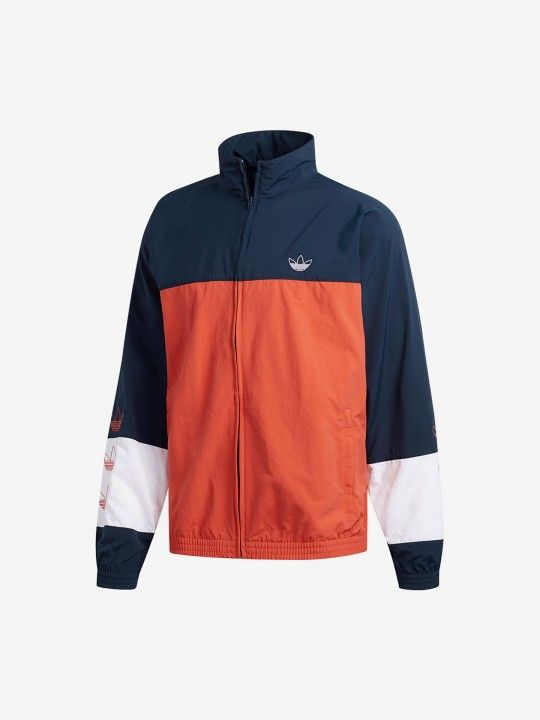 Adidas Blocked Warm Up Jacket