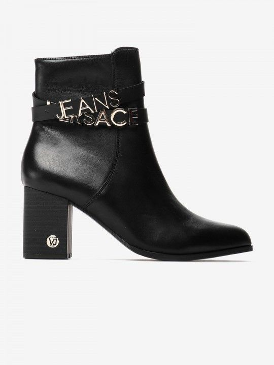 Versace Fondo Ankle Boots