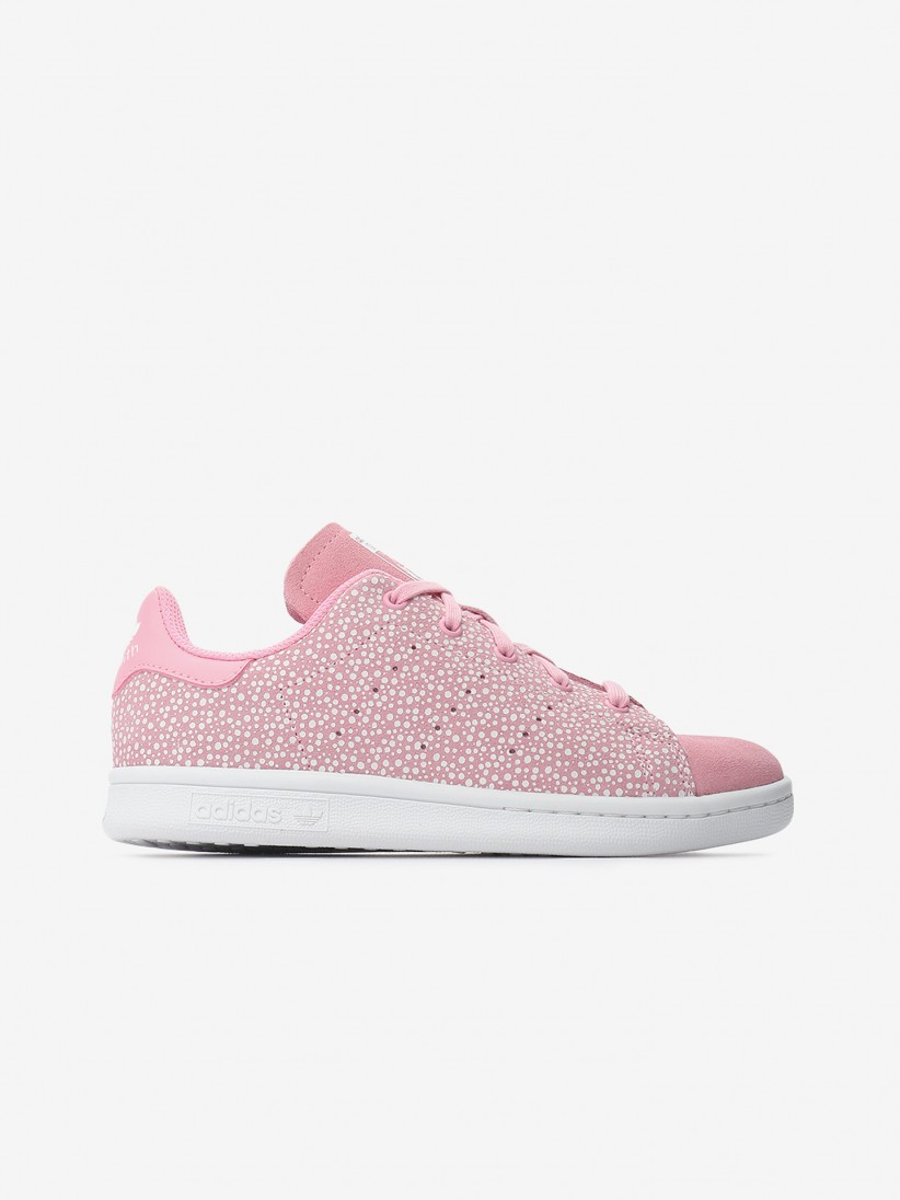 sale retailer 75768 a17fa Adidas Stan Smith Shoes K
