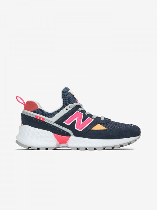 New Balance GS574 Trainers